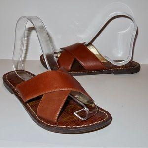 Sam Edelman Kora Leather Sandals Size 7